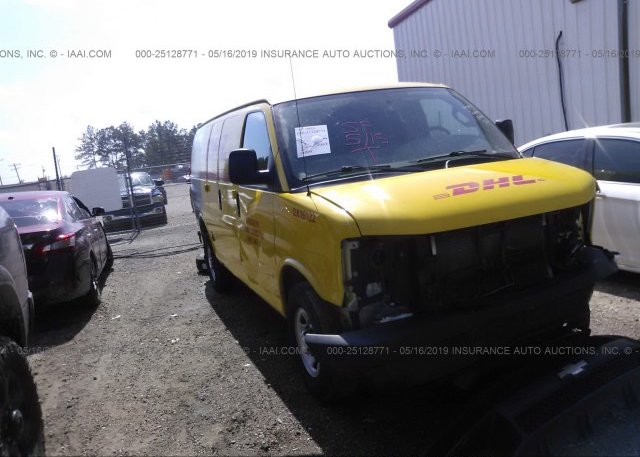 Inventory #385032011 2016 Chevrolet EXPRESS G2500