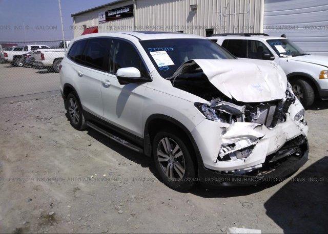 Inventory #507271148 2017 Honda PILOT
