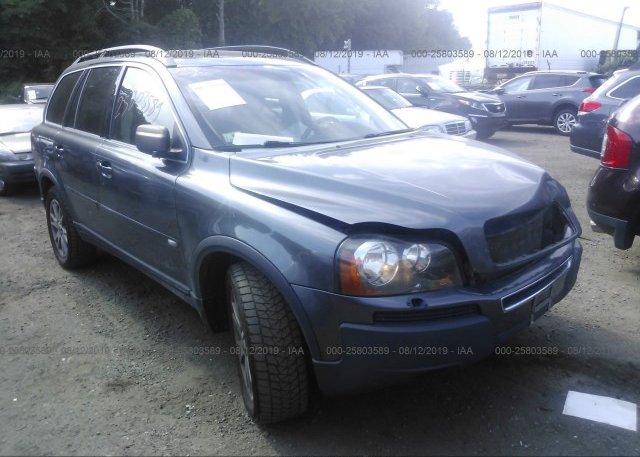 Inventory #594617814 2006 Volvo XC90