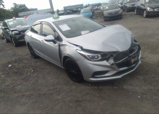 Inventory #219812218 2017 Chevrolet CRUZE
