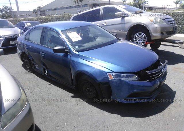 Inventory #600504644 2016 Volkswagen JETTA