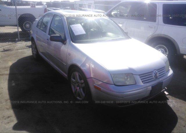 Inventory #836142800 2003 Volkswagen JETTA