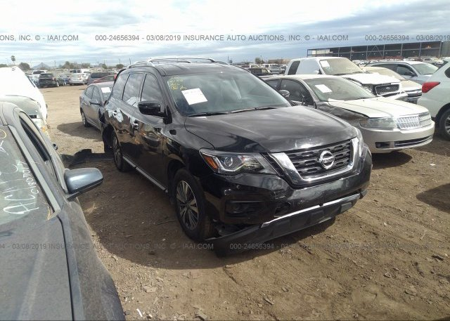 Inventory #862164452 2018 Nissan PATHFINDER