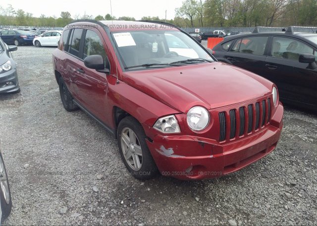 Inventory #652972296 2007 JEEP COMPASS
