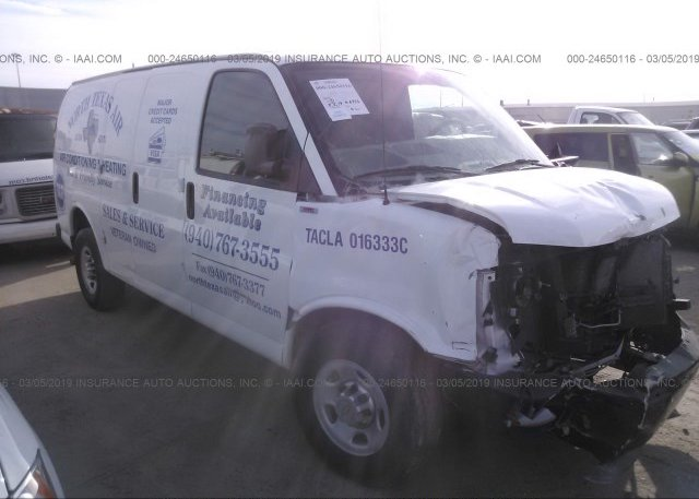 Inventory #426609215 2013 Chevrolet EXPRESS G2500