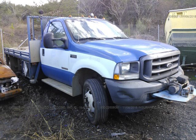 Inventory #674074257 2004 FORD F550