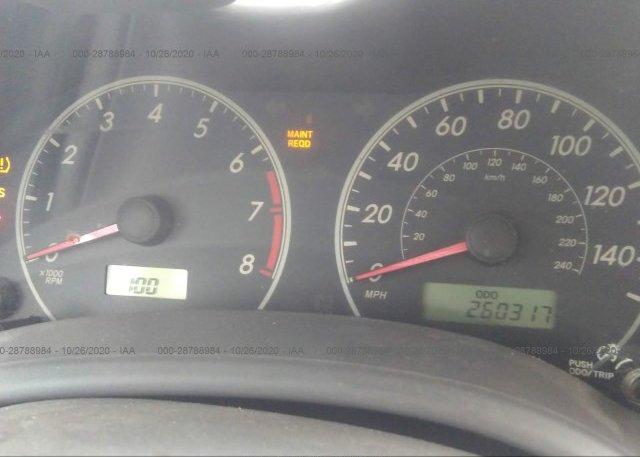 JTDBU4EE6AJ056061 2010 TOYOTA COROLLA