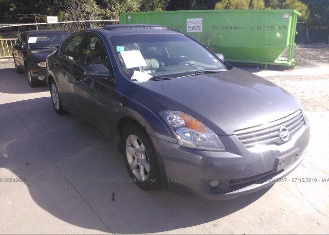 Inventory #982513860 2008 Nissan ALTIMA