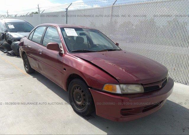 Inventory #916978921 2000 Mitsubishi MIRAGE