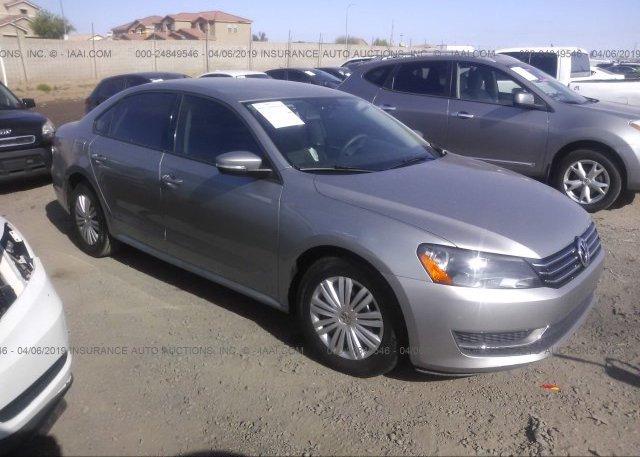 Inventory #399370715 2014 Volkswagen PASSAT