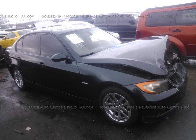 Inventory #920253488 2007 BMW 328