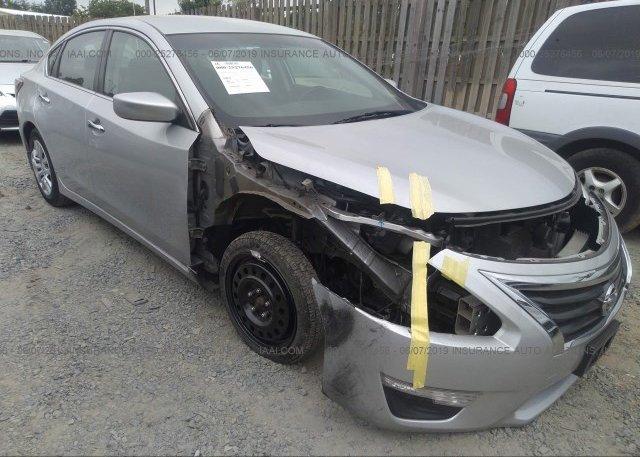 Inventory #886726433 2015 Nissan ALTIMA