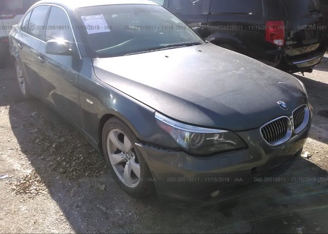 Inventory #879808724 2007 BMW 530
