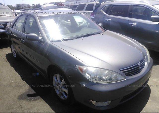 Inventory #814543132 2005 Toyota CAMRY
