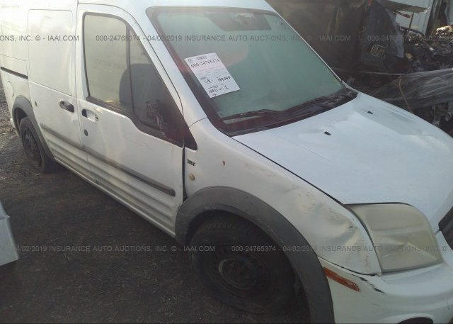 Inventory #580029101 2010 FORD TRANSIT CONNECT