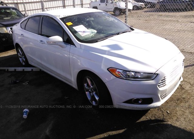 Inventory #899138457 2014 FORD FUSION