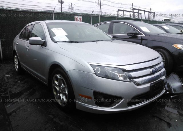 Inventory #583473265 2010 FORD FUSION