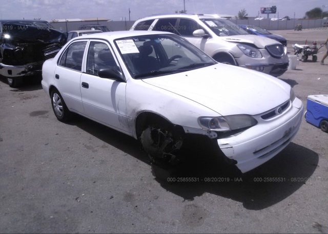 Inventory #295737261 2000 Toyota COROLLA