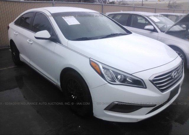 Inventory #158531748 2016 Hyundai SONATA