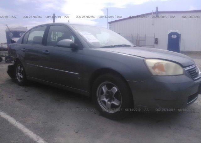 Inventory #160758775 2006 Chevrolet MALIBU