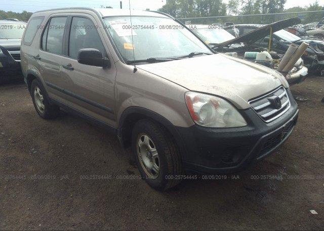 Inventory #906693394 2005 Honda CR-V