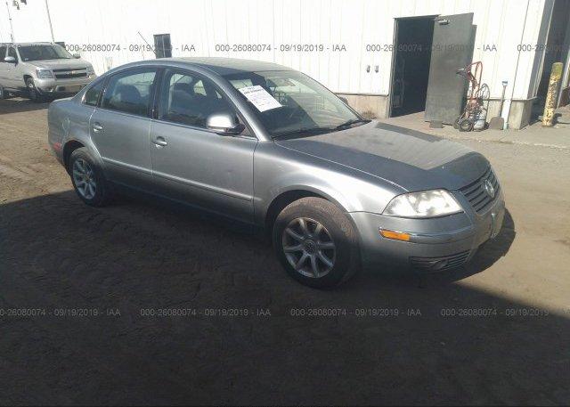 Inventory #654225993 2004 Volkswagen PASSAT