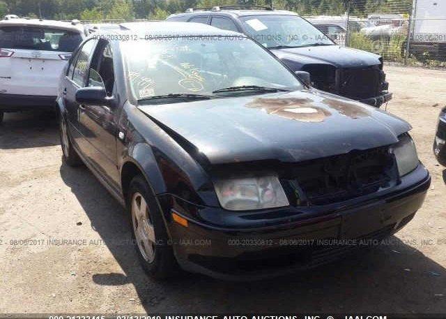 Inventory #454715028 2002 VOLKSWAGEN JETTA