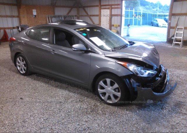 Inventory #738013606 2013 Hyundai ELANTRA