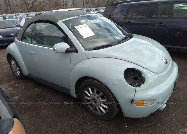 Inventory #319755206 2004 Volkswagen NEW BEETLE
