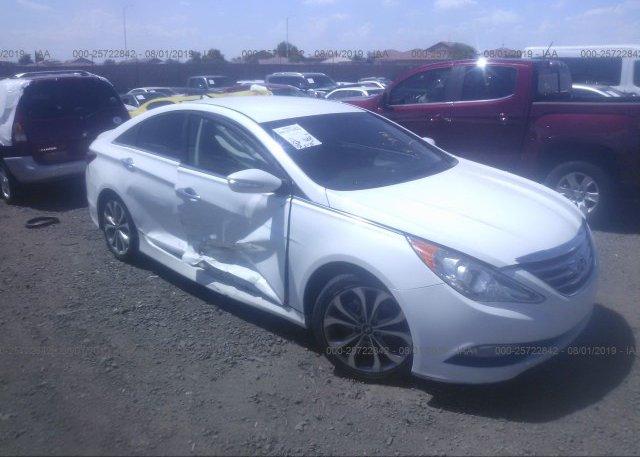 Inventory #245392853 2014 Hyundai SONATA