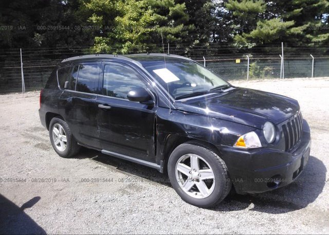 Inventory #794732158 2007 JEEP COMPASS