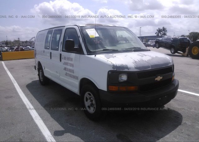 Inventory #883220712 2007 Chevrolet EXPRESS G1500