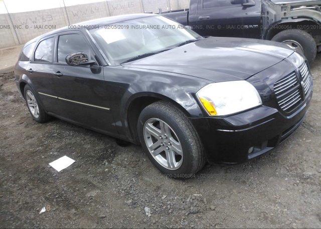 Inventory #847899586 2006 Dodge MAGNUM