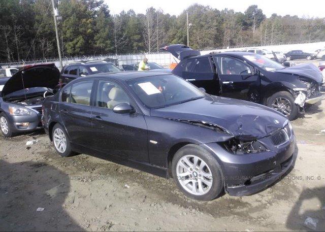 Inventory #721693852 2007 BMW 328