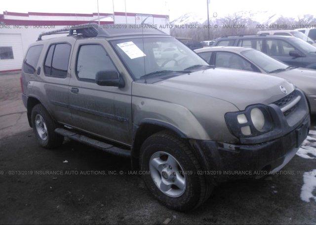 Inventory #946163619 2002 Nissan XTERRA