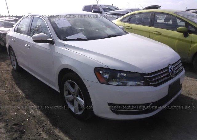Inventory #837001651 2013 Volkswagen PASSAT