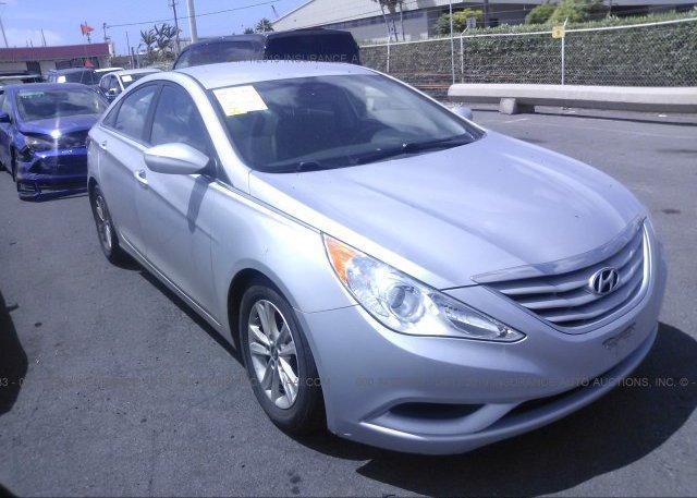 Inventory #674838236 2013 Hyundai SONATA