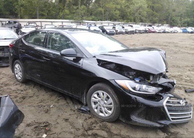Inventory #329297194 2018 Hyundai ELANTRA