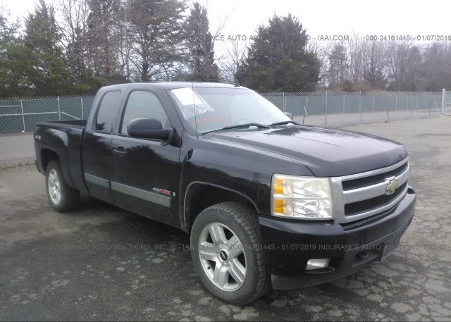 Inventory #728399454 2008 Chevrolet SILVERADO