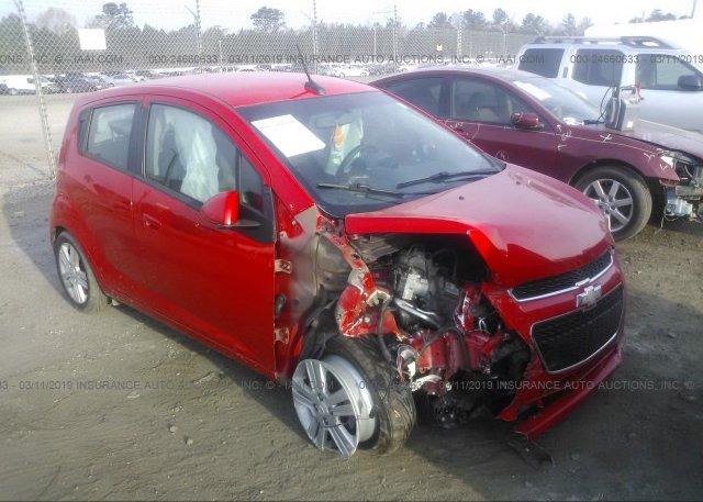 Inventory #723027819 2014 Chevrolet SPARK