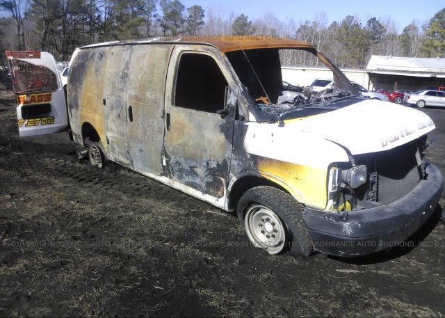 Inventory #668295289 2005 Chevrolet EXPRESS G2500