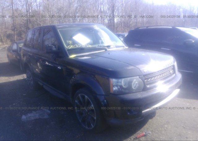 Inventory #930621370 2013 Land Rover RANGE ROVER SPORT