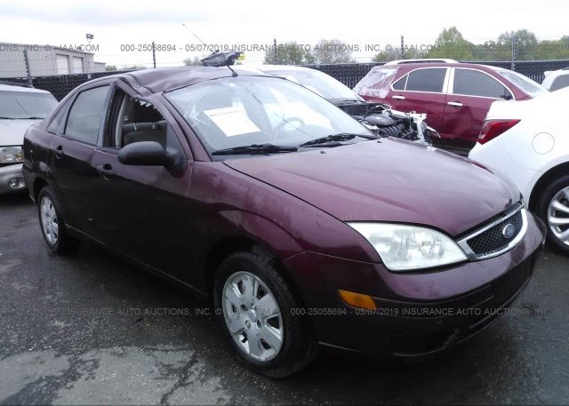 Inventory #208848446 2007 FORD FOCUS