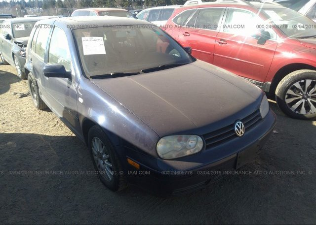 Inventory #489054868 2004 Volkswagen GOLF