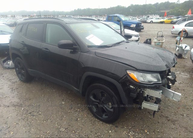 Inventory #637735300 2019 JEEP COMPASS