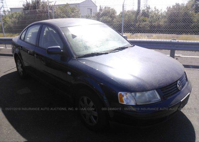 Inventory #568390691 1999 Volkswagen PASSAT