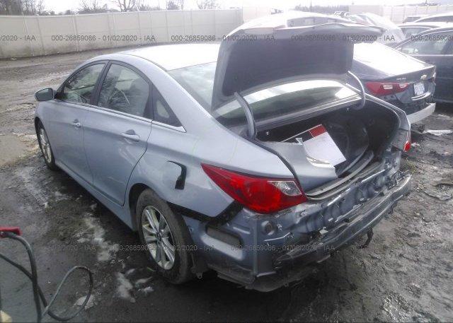 купить 2014 Hyundai SONATA 5NPEB4AC6EH906955