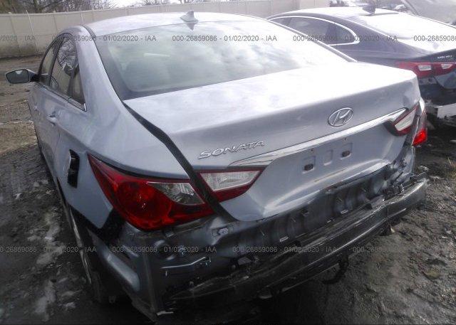 5NPEB4AC6EH906955 2014 Hyundai SONATA