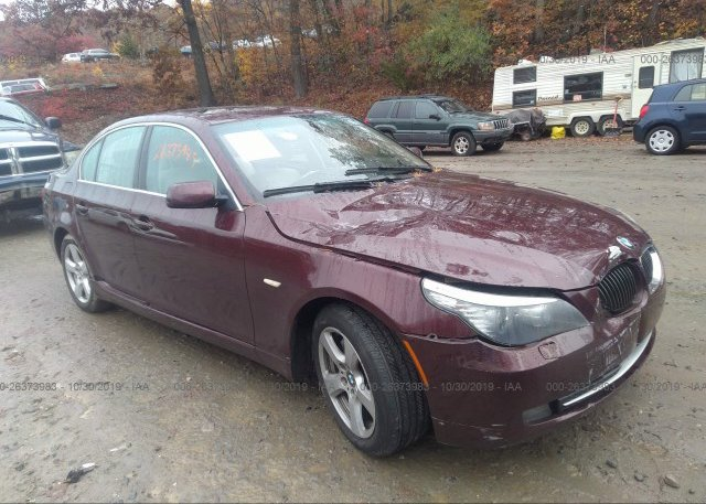 Inventory #483106539 2008 BMW 535