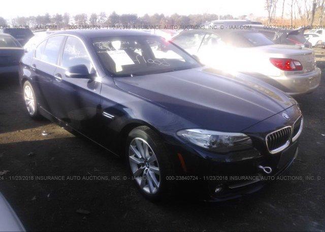 Inventory #922158626 2016 BMW 535
